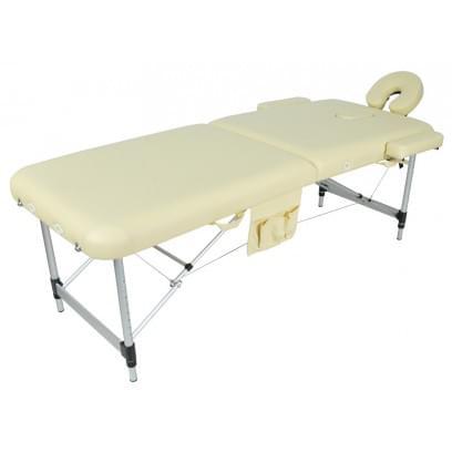 Массажный стол складной алюминиевый JFAL01A (МСТ-002Л)